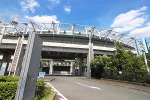 武蔵野の森総合スポーツ施設 新築工事/設備付帯工事