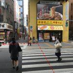 ④中華そば幸楽苑を左折します