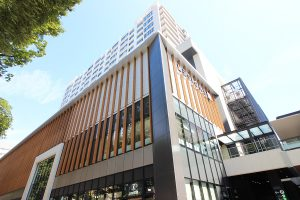 府中駅南口第一地区第一種市街地再開発事業 ル・シーニュ/設備付帯工事