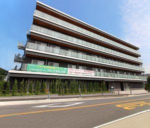 メディカルホームグランダ横濱三渓園 新築工事/設備付帯工事